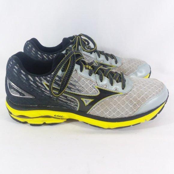 mizuno mens running shoes size 9 youth gold watches eu